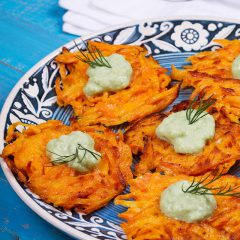 Thumbnail - Sweet Potato Latkes