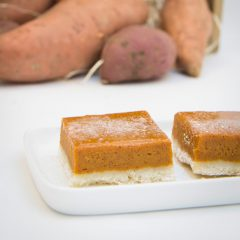 Thumbnail - Sweet Potato Shortbread Bars