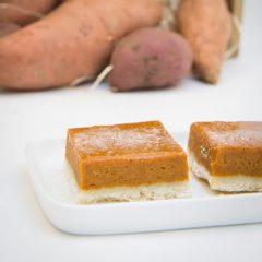 Thumbnail - Sweet Potato Shortbread Bars