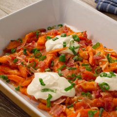 Thumbnail - Fully-Loaded Sweet Potato Fries